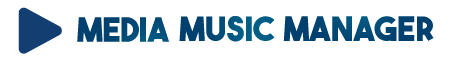 Logo Media Music Manager